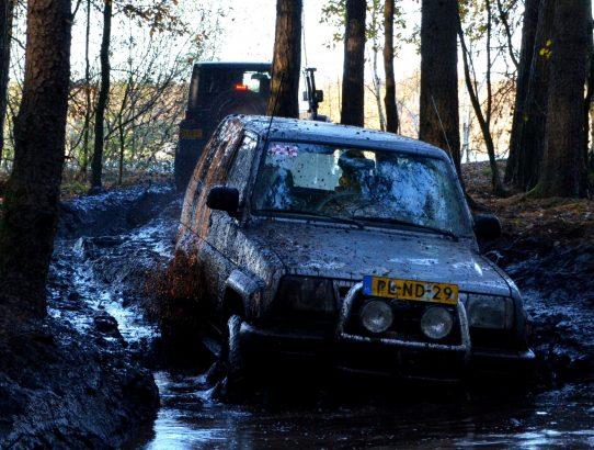 Offroad club Brabant @ De landsard