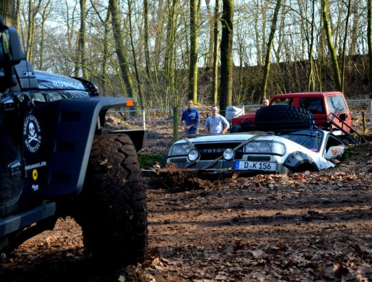 Offroad Challenge @ Overloon
